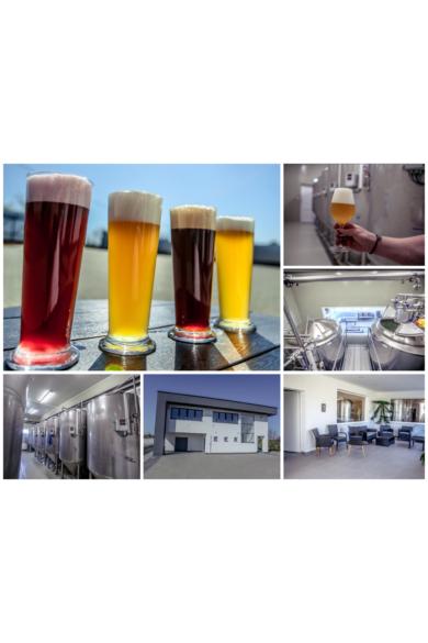 Hétvége sörkóstolással, 3 óra korlátlan sörfogyasztással és kemencés vacsorával